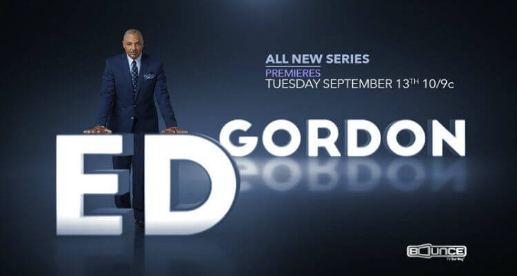 Nate Parker and Maxwell Will Appear on Ed Gordon, Tues. Sept. 13 on Bounce TV