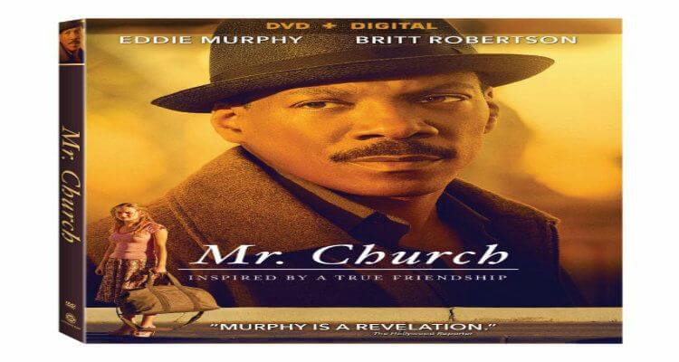 Eddie Murphy Stars in 'Mr. Church' Available On DVD October 25