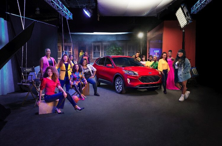 Ford Celebrates Black Women with 'Built Phenomenally' Ad Campaign
