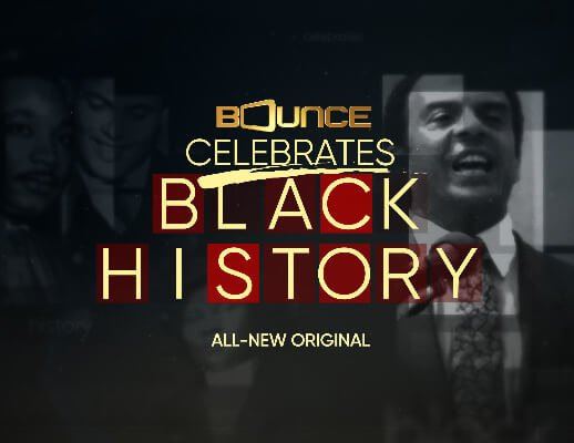 Bounce to Air New Original Black History Month Special Starring Queen Latifah, Common and Harry Belafonte Monday, Feb. 10